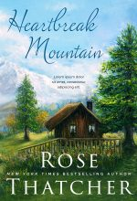 Heartbreak Mountain – Women's Fiction Fiction Premade Book Cover For Sale @ Beetiful Book Covers