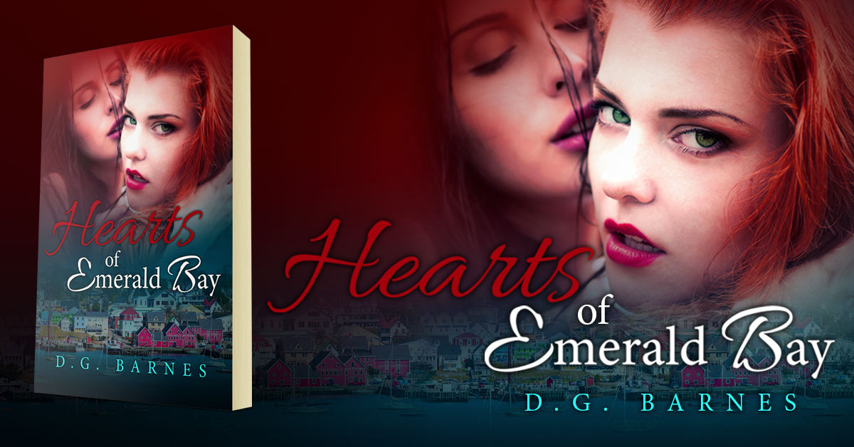 Showcase Spotlight: Hearts of Emerald Bay by D.G. Barnes
