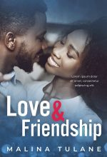 Love & Friendship – African-American Romance Premade Book Cover For Sale @ Beetiful Book Covers