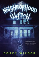 Neighborhood Watch – Middle-Grade Horror Fantasy Premade Book Cover For Sale @ Beetiful Book Covers