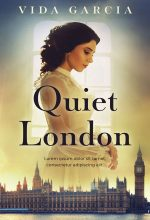 Quiet London – Historical Fiction Premade Book Cover For Sale @ Beetiful Book Covers