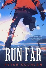 Run Far – Science Fiction Premade Book Cover For Sale @ Beetiful Book Covers