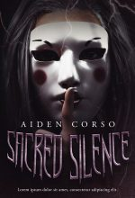 Sacred Silence – Horror Premade Book Cover For Sale @ Beetiful Book Covers