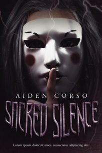 Sacred Silence - Horror Premade Book Cover For Sale @ Beetiful Book Covers