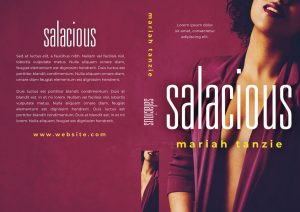 Salacious - African-American Romance Premade Book Cover For Sale @ Beetiful Book Covers