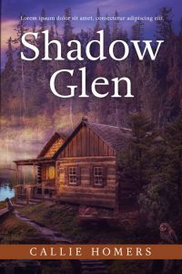 Shadow Glen - Fiction Premade Book Cover For Sale @ Beetiful Book Covers