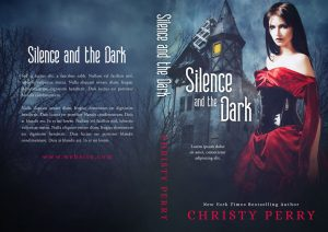 Silence and the Dark - Fantasy / Horror Premade Book Cover For Sale @ Beetiful Book Covers
