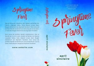 Springtime Fever - Women's Fiction Premade Book Cover For Sale @ Beetiful Book Covers
