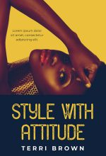 Style With Attitude – African-American Premade Book Cover For Sale @ Beetiful Book Covers