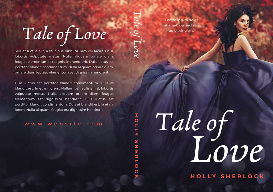 Tale of Love - Romance Premade Book Cover For Sale @ Beetiful Book Covers