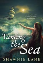 Taming the Sea – Fantasy / Mermaid Premade Book Cover For Sale @ Beetiful Book Covers