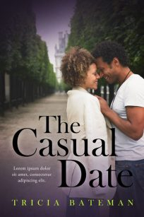 The Casual Date - African-American Romance Premade Book Cover For Sale @ Beetiful Book Covers