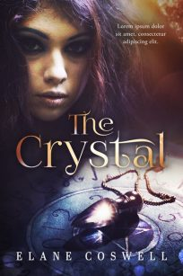 The Crystal - Fantasy Premade Book Cover For Sale @ Beetiful Book Covers