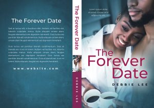 The Forever Date - African-American Romance Premade Book Cover For Sale @ Beetiful Book Covers