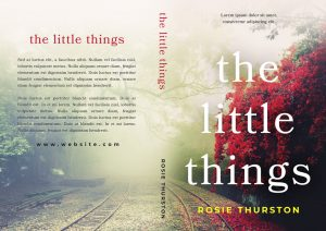 The Little Things - Fiction Premade Book Cover For Sale @ Beetiful Book Covers