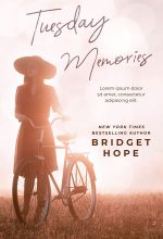 Tuesday Memories – Women's Fiction Premade Book Cover For Sale @ Beetiful Book Covers