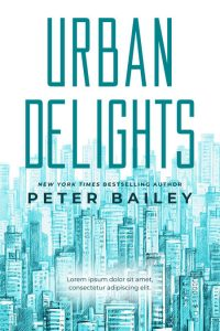 Urban Delights - Fiction Premade Book Cover For Sale @ Beetiful Book Covers