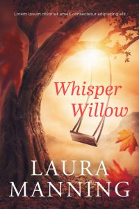 Whisper Willow - Fiction Premade Book Cover For Sale @ Beetiful Book Covers