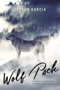 Wolf Pack - Fantasy Premade Book Cover For Sale @ Beetiful Book Covers