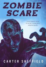 Zombie Scare – Horror Premade Book Cover For Sale @ Beetiful Book Covers