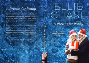 A Present For Penny - Christmas Romance Premade Book Cover For Sale @ Beetiful Book Covers