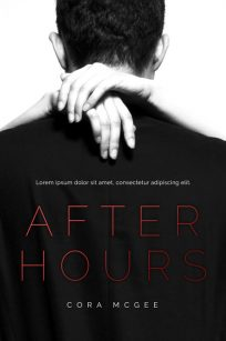 After Hours - Contemporary Romance Premade Book Cover For Sale @ Beetiful Book Covers