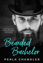 Bearded Bachelor – Romance Premade Book Cover For Sale @ Beetiful Book Covers