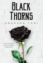 Black Thorns – Fantasy Premade Book Cover For Sale @ Beetiful Book Covers