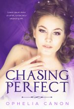 Chasing Perfect – Young Adult Romance Premade Book Cover For Sale @ Beetiful Book Covers