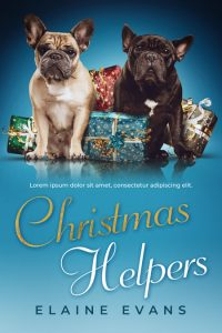 Christmas Helpers - Christmas Premade Book Cover For Sale @ Beetiful Book Covers