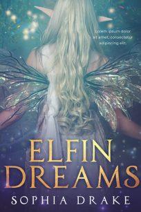Elfin Dreams - Fantasy Premade Book Cover For Sale @ Beetiful Book Covers