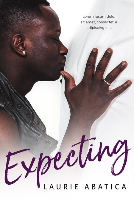 Expecting - African-American Romance Premade Book Cover For Sale @ Beetiful Book Covers
