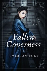 Fallen Governess - Historical Romance Premade Book Cover For Sale @ Beetiful Book Covers
