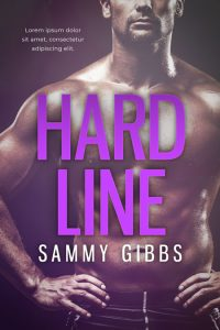 Hard Line - Steamy Romance Premade Book Cover For Sale @ Beetiful Book Covers