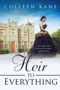 Heir to Everything - Romance Premade Book Cover For Sale @ Beetiful Book Covers