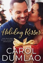 Holiday Kisses – African-American Christmas Romance Premade Book Cover For Sale @ Beetiful Book Covers