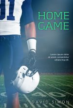 Home Game – Sports Romance Premade Book Cover For Sale @ Beetiful Book Covers