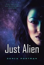 Just Alien – Science Fiction Premade Book Cover For Sale @ Beetiful Book Covers