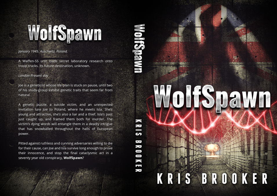 WolfSpawn by Kris Brooker