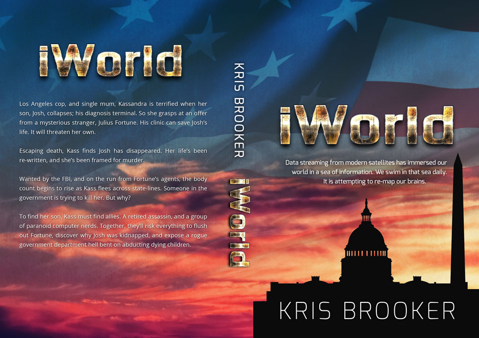 iWorld by Kris Brooker