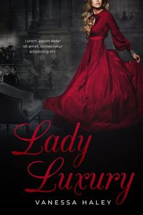 Lady Luxury - Romance Premade Book Cover For Sale @ Beetiful Book Covers