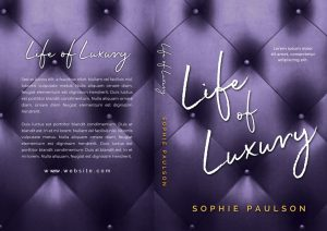 Life of Luxury - Women's Fiction / Romance Premade Book Cover For Sale @ Beetiful Book Covers
