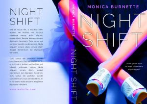 Night Shift - Steamy Romance Premade Book Cover For Sale @ Beetiful Book Covers