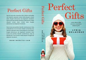 Perfect Gifts - Christmas Premade Book Cover For Sale @ Beetiful Book Covers
