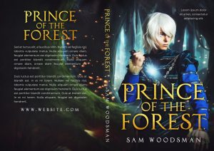 Prince of the Forest - Fantasy Premade Book Cover For Sale @ Beetiful Book Covers
