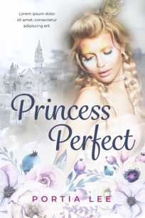 Princess Perfect - Young Adult Fantasy Premade Book Cover For Sale @ Beetiful Book Covers