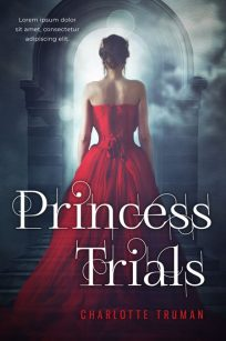 Princess Trials - Fantasy Premade Book Cover For Sale @ Beetiful Book Covers