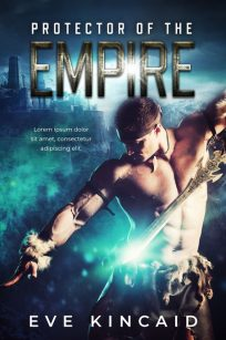 Protector of the Empire - Fantasy Premade Book Cover For Sale @ Beetiful Book Covers
