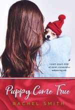 Puppy Come True – Christmas Fiction Premade Book Cover For Sale @ Beetiful Book Covers