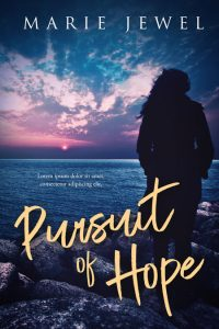 Pursuit of Hope - Women's Fiction Premade Book Cover For Sale @ Beetiful Book Covers